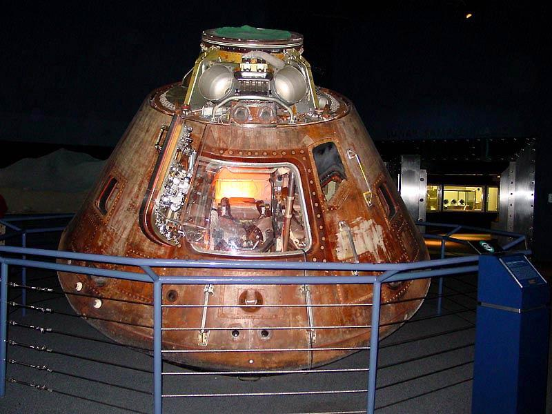 Apollo Capsule in Houston